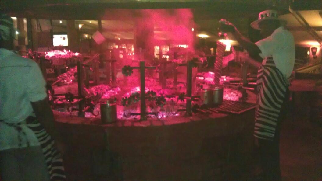 Restaurant review: Carnivore Nairobi Kenya