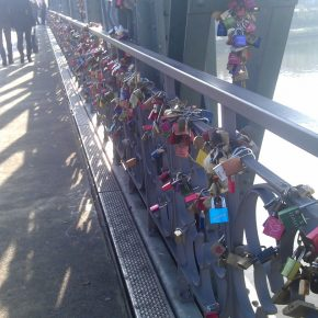 love, locks