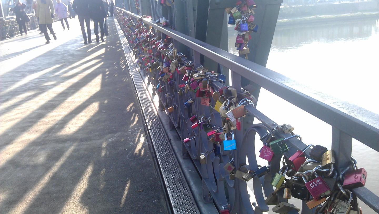 love, locks