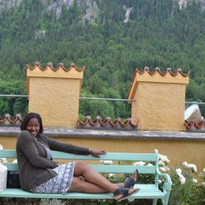 Bday posing ;-).