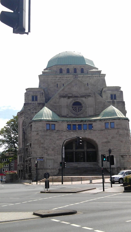 Essen Jewish Synagogue.
