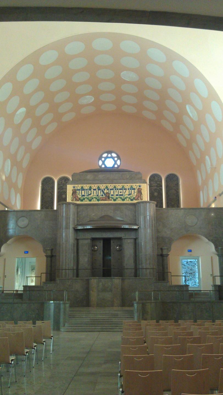 Essen, Germany Synagogue.