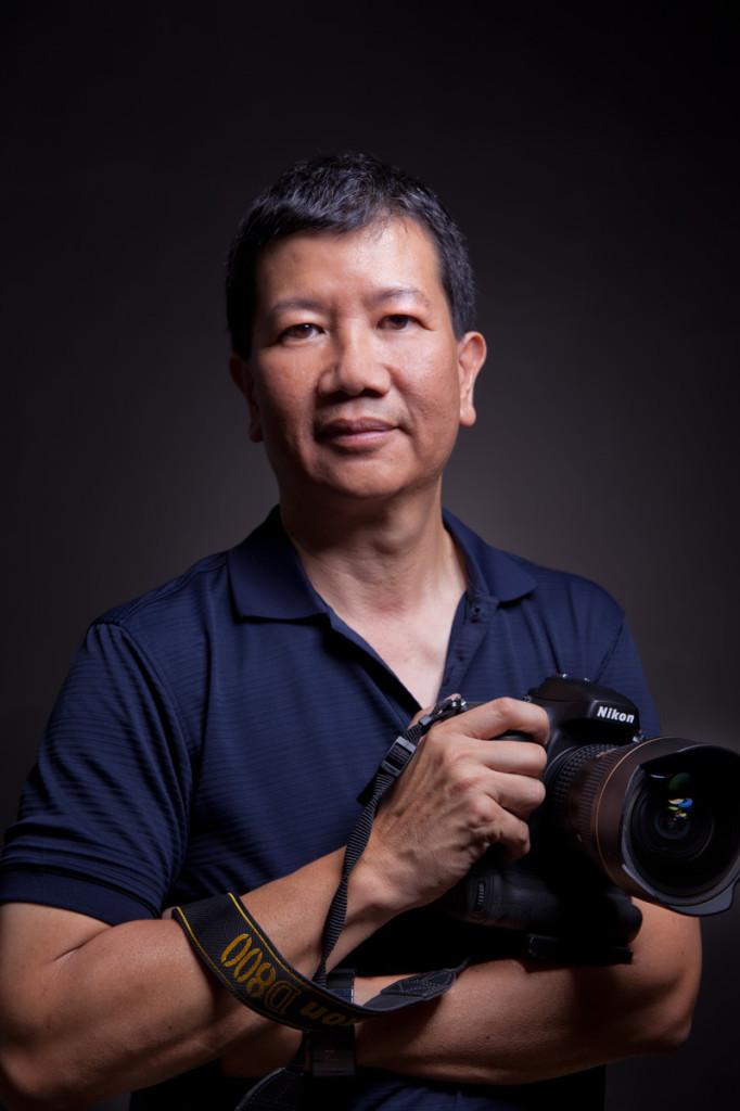 Mr. Daniel Cheong.