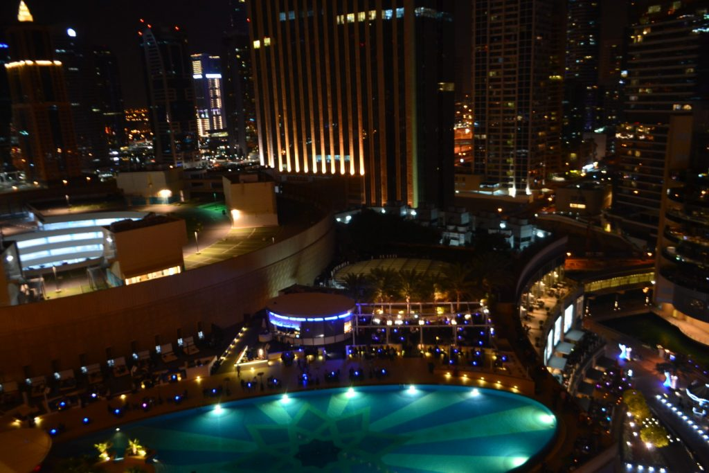 The Address Dubai Marina Hotel Review I Luv 2 Globe Trot