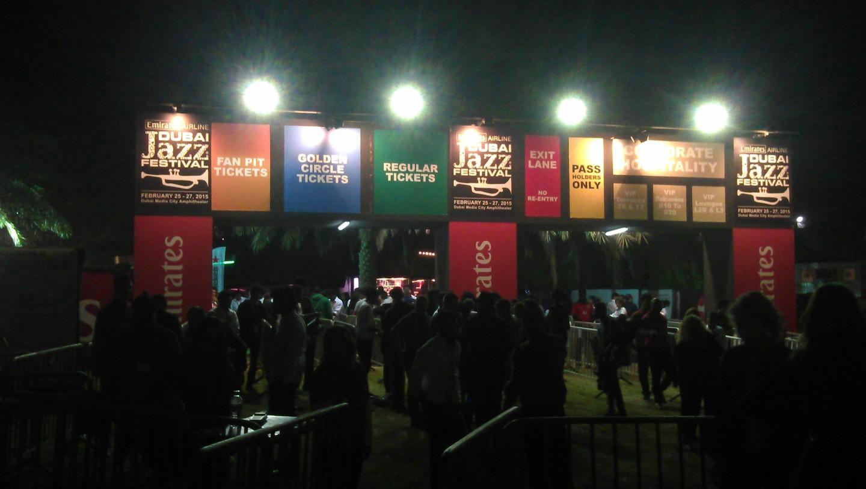 Dubai Jazz Festival 2015