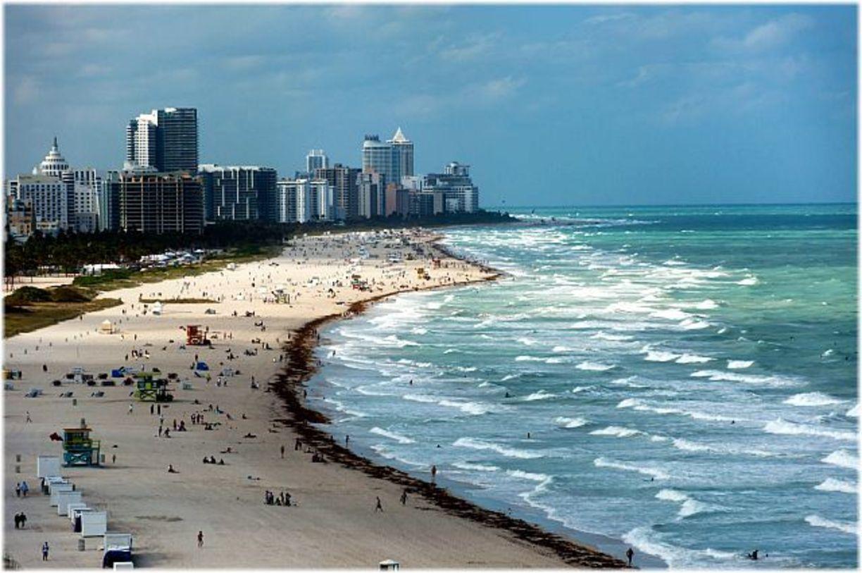 Miami Beach Pic Via Trover