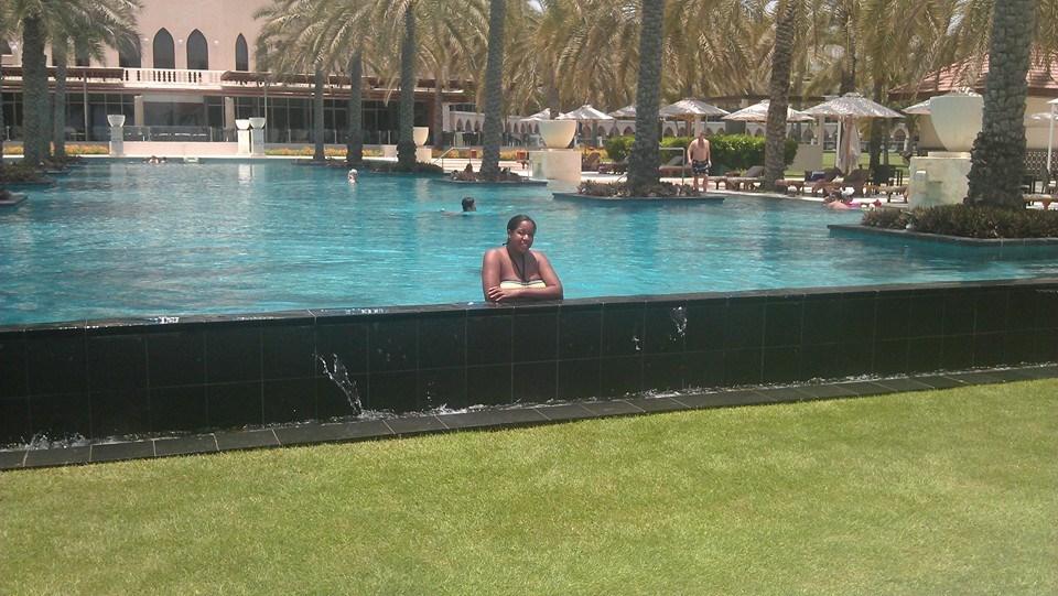 Great times at Al Bustan Palace Hotel!