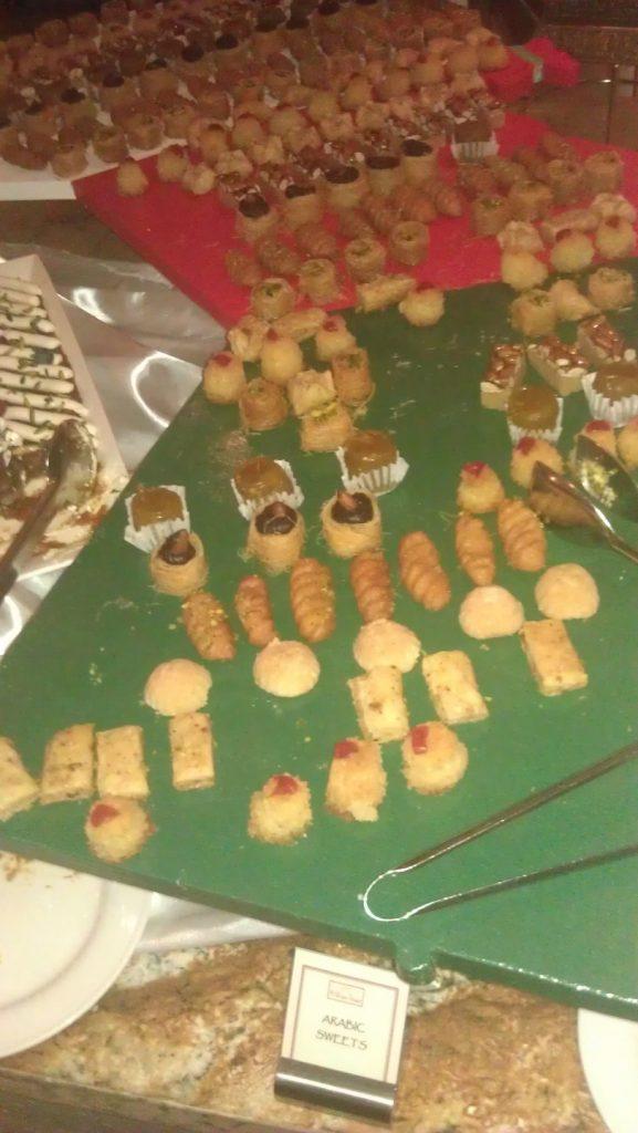 Traditional Omani sweets.