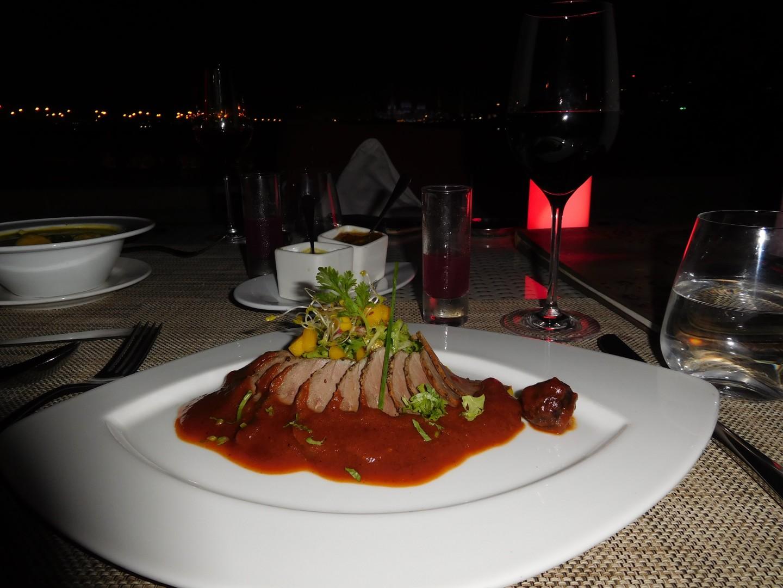 Ushna Abu Dhabi Restaurant Review