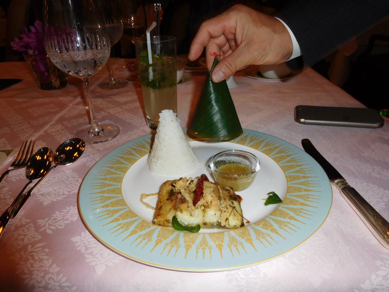 Oriental's Sala Rim Nam Restaurant Thailand Review