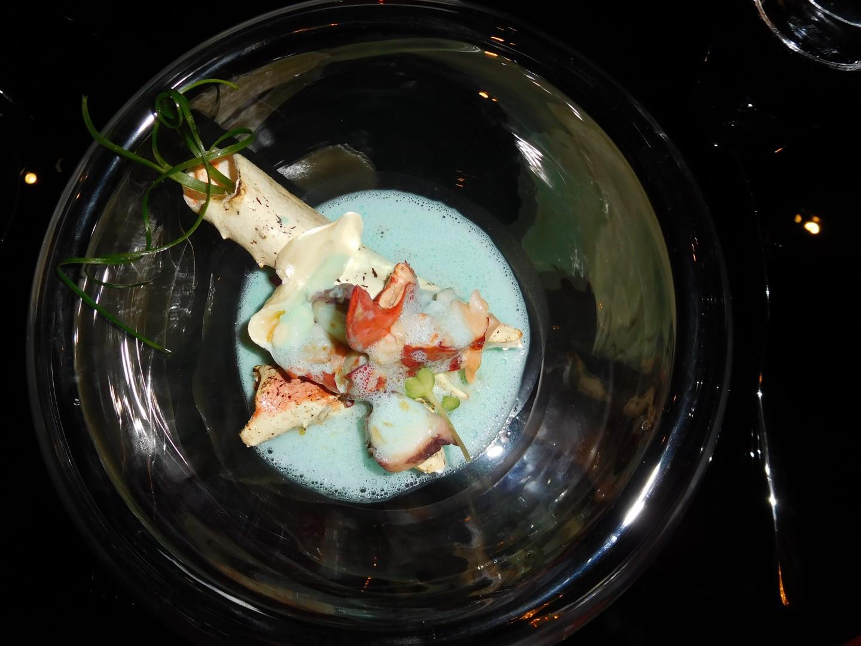 Plums Ritz Carlton Bahrain Restaurant Review