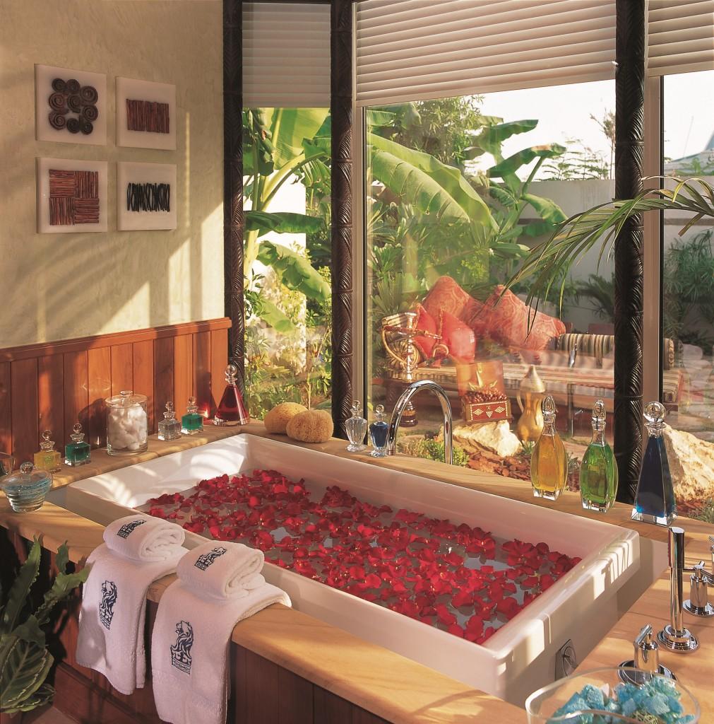 Villa suite...