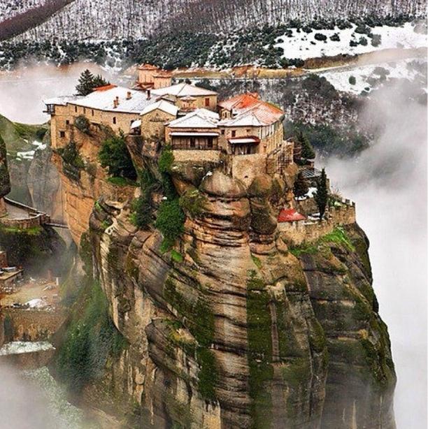 Meteora pic via Trover.com