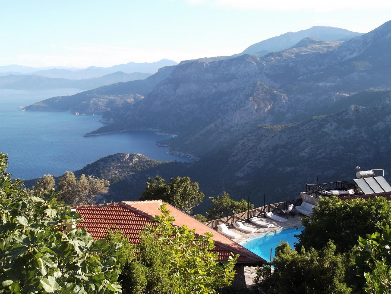 Yediburunlar Lighthouse Hotel in Fethiye Review