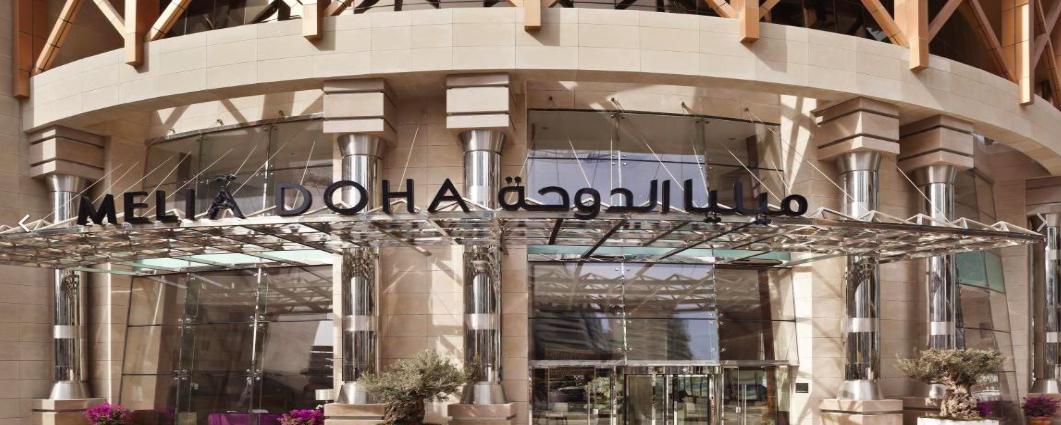 Melia Doha Hotel Review