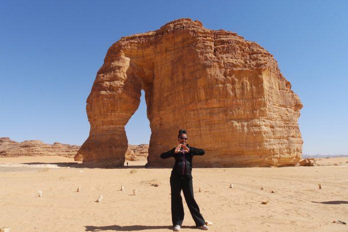 Kenya WriteNow in Saudi Arabia.