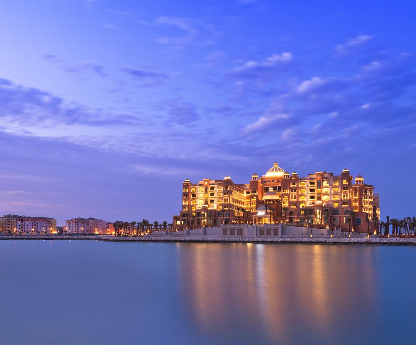 Sawa Restaurant at Marsa Malaz Kempinski in Doha Review