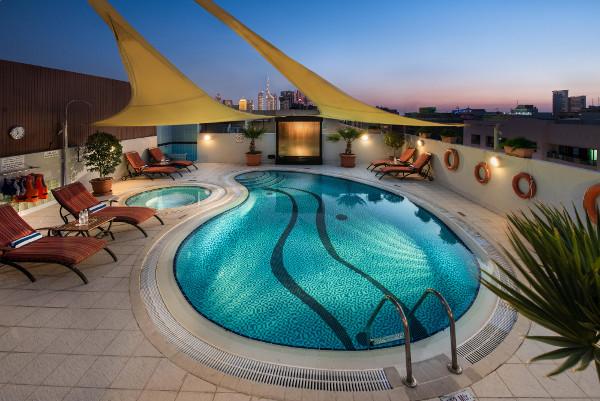 Savoy Suites Dubai Hotel Review