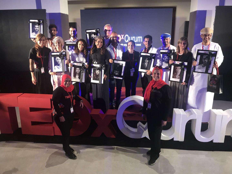 TEDx Qurum Oman Event