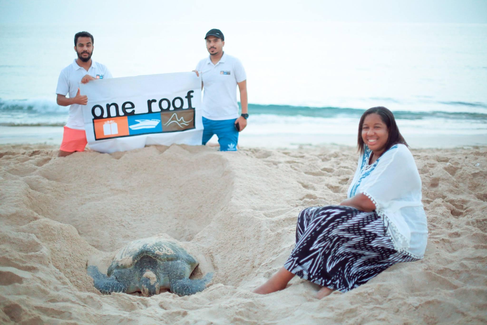 Escape to Ras Al Hadd, Oman With One Roof
