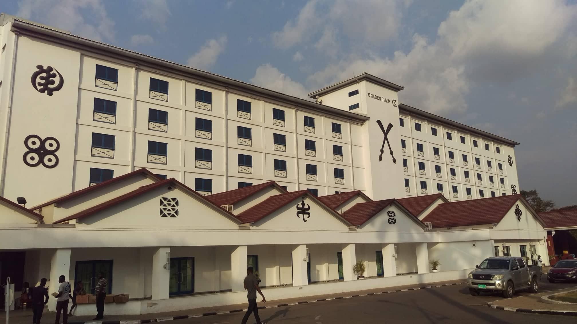 Golden Tulip Kumasi, Ghana Hotel Review